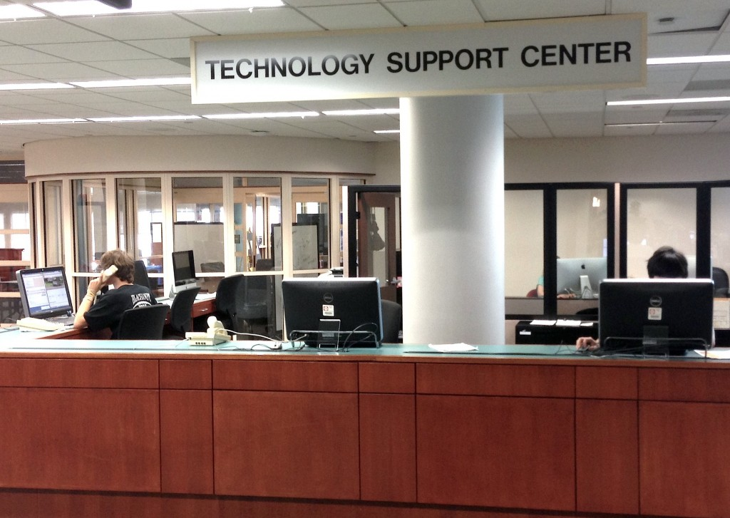 Technology Support Center Tsc Division Of Information