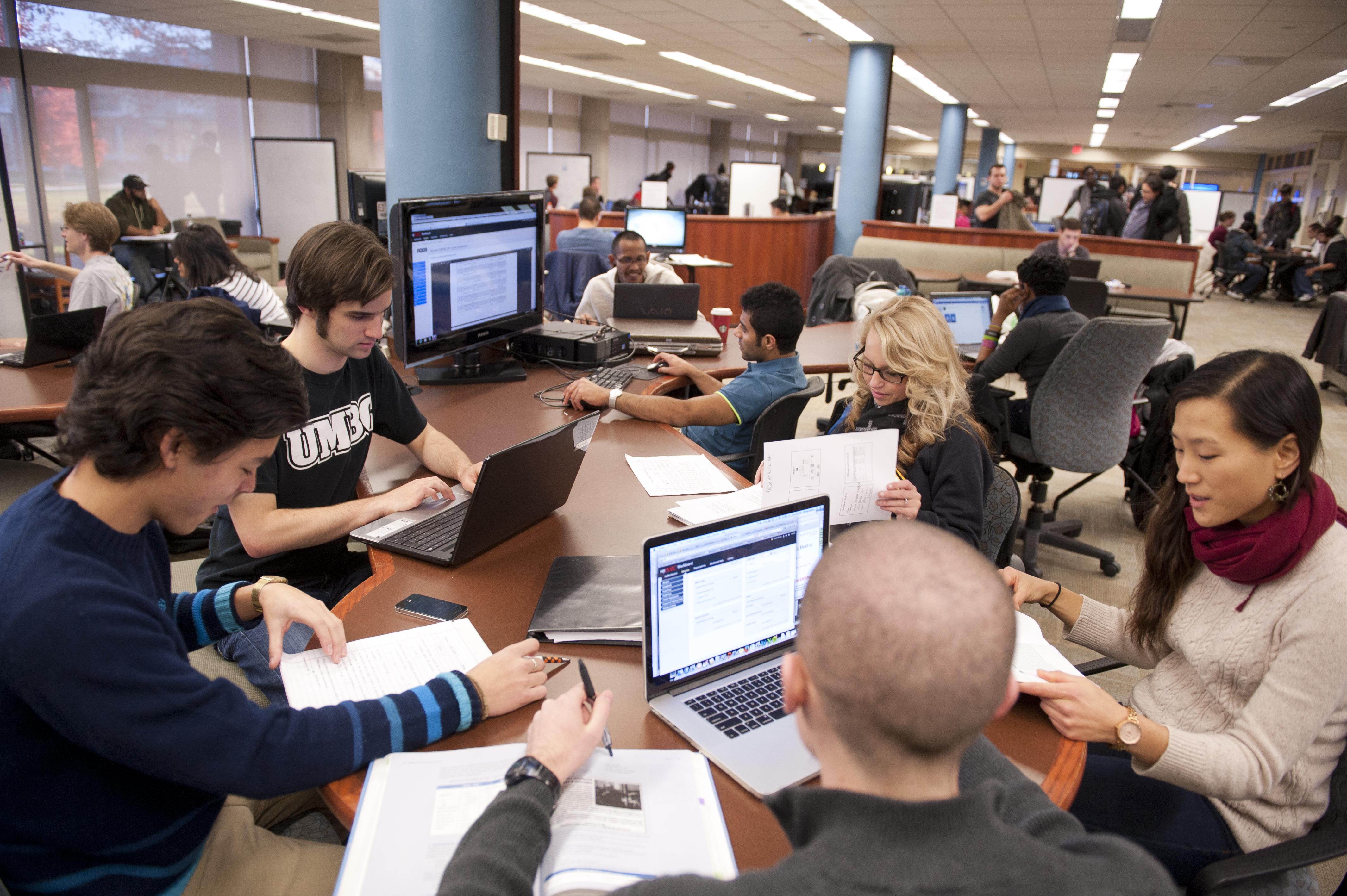 UMBC Invests in Instructional Technology