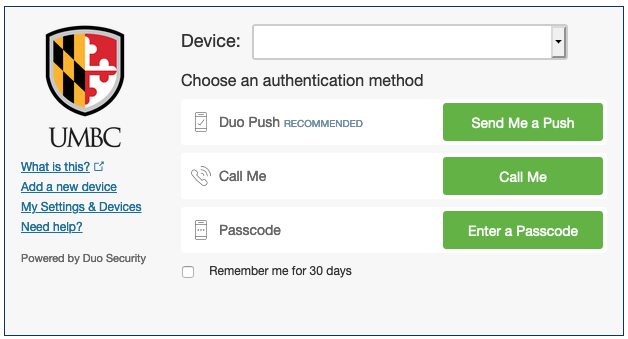 Best Practices for Duo Two-Factor Authentication